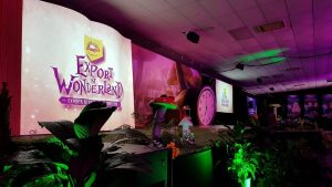 3D Projection Mapping Hire